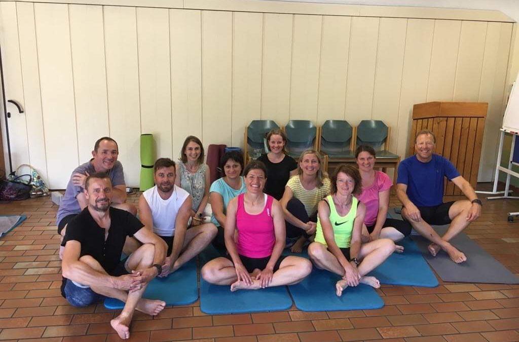 Business Yoga für die Mitarbeiter