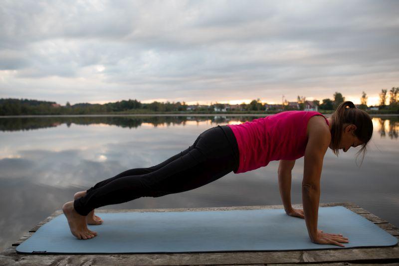Yoga Challenge für Ausdauersportler und Triathleten