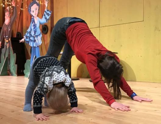 Yoga Haltung verbessern
