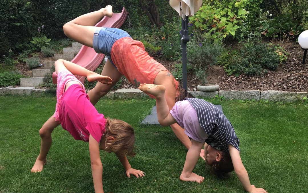 Mit Yoga Bewegeglichkeit Verbessern