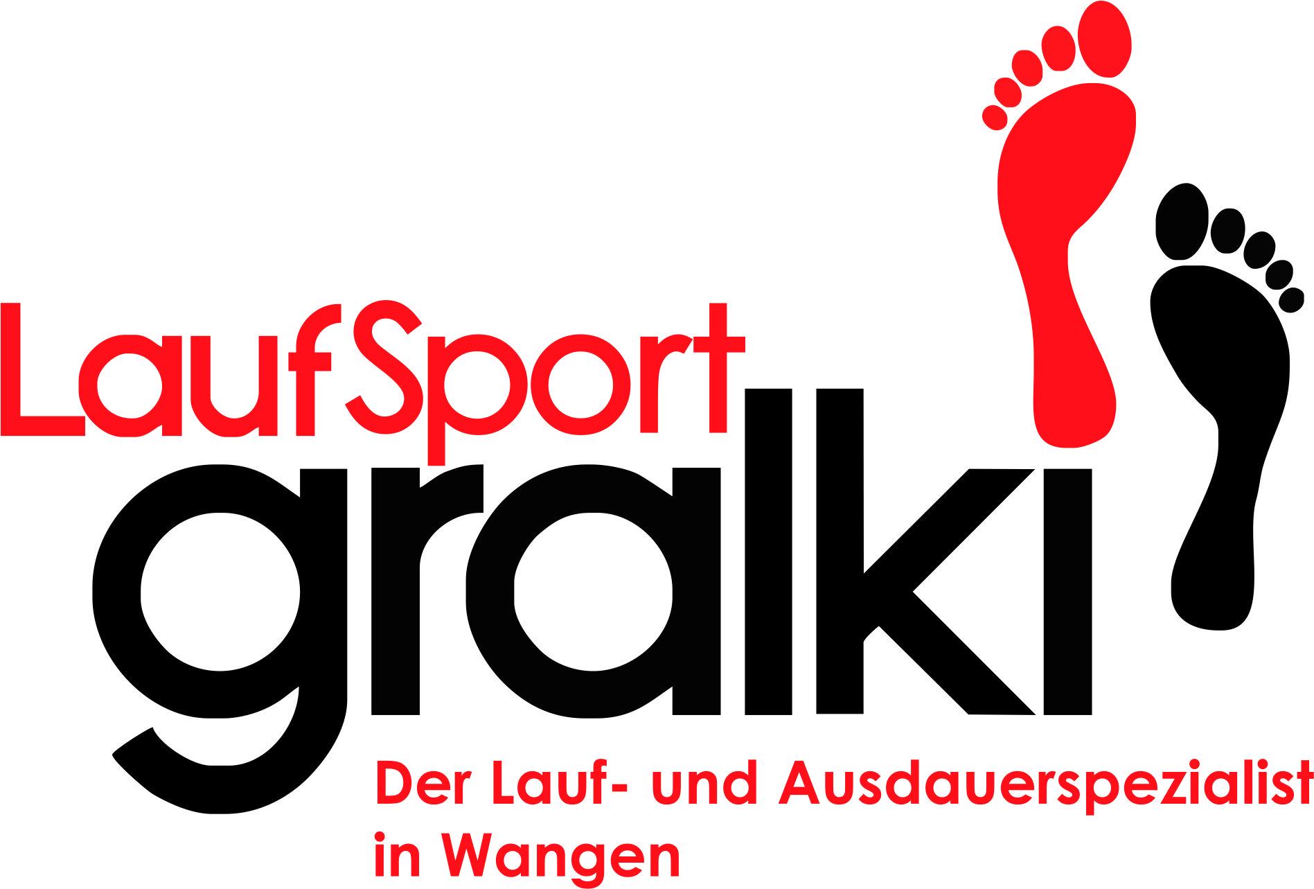 Logo Laufsport Gralki